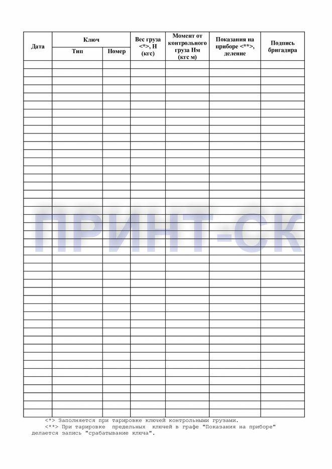 zhurnal-kontrolnoj-tarirovki-dinamometricheskih-klyuchej-1